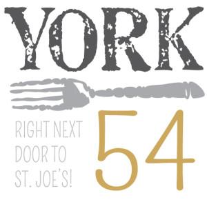 York 54 Logo